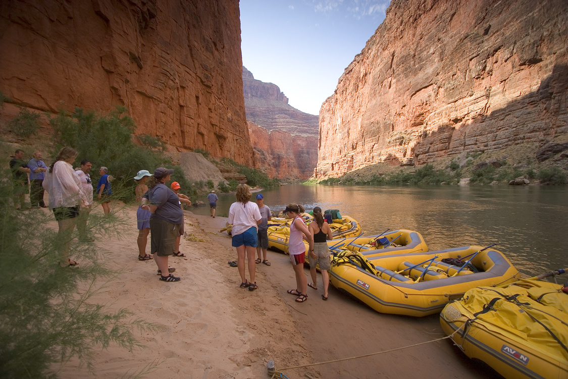 Grand Canyon River Trips