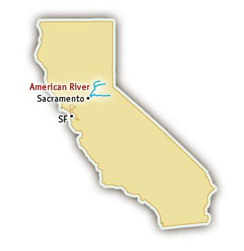 American River Rafting