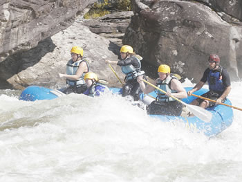 New River Rafting, image courtesy of ACE Rafting