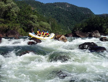 Whitewater Rafting Guide to River Trips