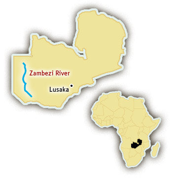 Zambia Rivers