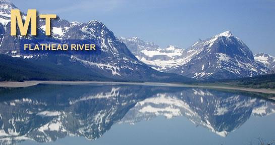 Flathead River Rafting in Montana