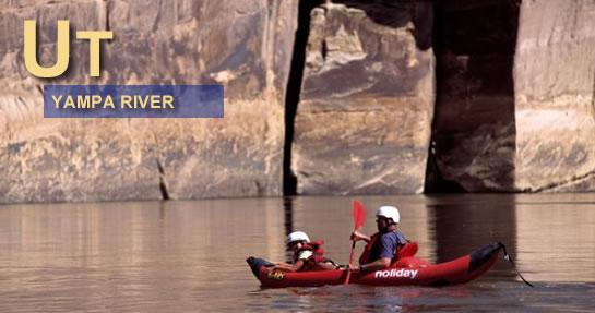 Yampa River Rafting Utah