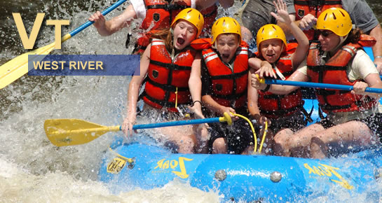 Vermont Whitewater Rafting