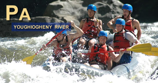 Youghiogheny River Rafting