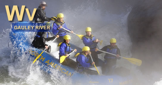 Gauley River Rafting West Virginia