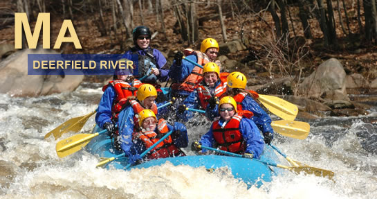 Deerfield River Rafting
