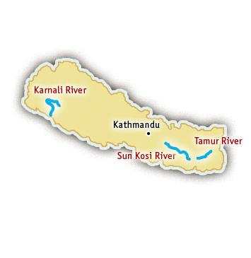 Nepal Rivers