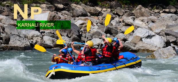 karnali river rafting nepal