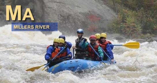 Millers River Rafting