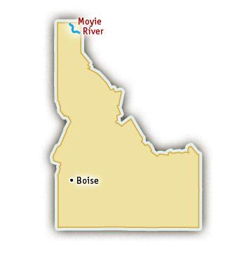 Moyie River